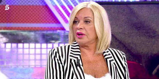 Bárbara Rey se enfrenta con Marta Roca por la actitud de Chelo en 'Supervivientes'