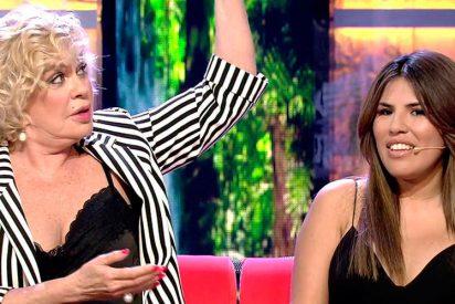 El irónico zasca de Barbara Rey a Isabel Pantoja por su 'arte' para pescar