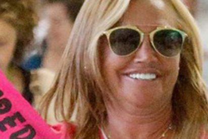 Belén Esteban celebra como una loca su desenfrenada despedida de soltera en Ibiza