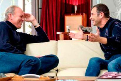 Lo que Telecinco tapó en la entrevista de Bertin Osborne a Jorge Javier