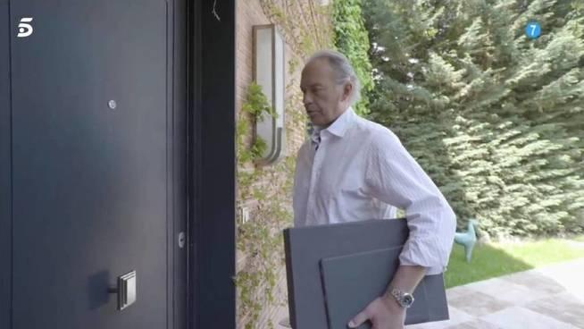 Bertín Osborne suelta un letal bombazo en Telecinco: se va de 'Mi casa es la tuya'