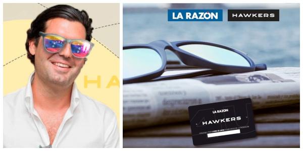 El dueño de Hawkers, un 'tiburón' que se forró con el chavismo y se promociona en la prensa de derechas española