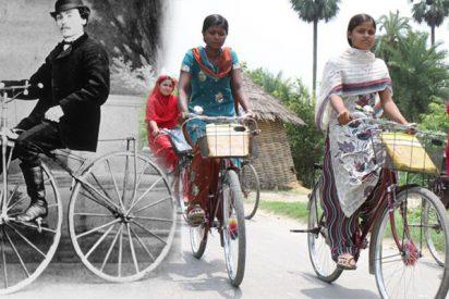 ¿Sabías que la bicicleta, fue el invento que empoderó a las mujeres, liberó a los pobres y dio inicio a una revolución manufacturera?