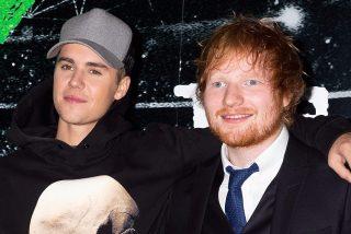 Justin Bieber y Ed Sheeran siembran la polémica con su nuevo tema