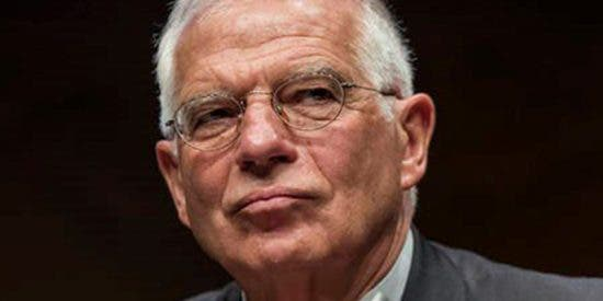 Borrell cede ante las presiones de Trump y anuncia una ley europea contra las violaciones de derechos humanos