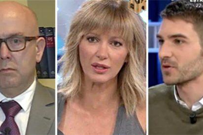 'Equipazo' de Antena3 para defender la patraña independentista en Mauthausen: Boye, el separatista de ARA y Susanna Griso...