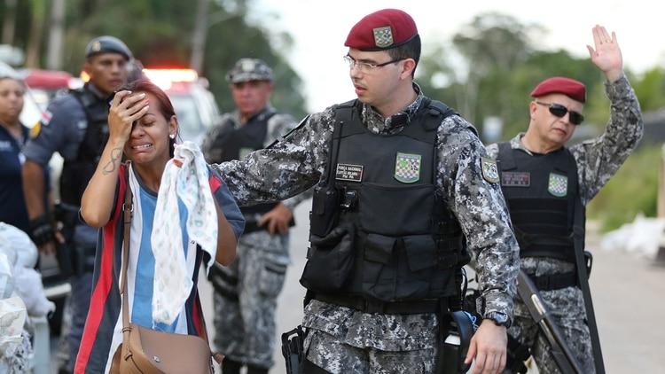 La violencia se desata en las cárceles de Brasil: al menos 55 muertos en dos días