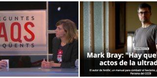 Buenafuente da cancha en la TV3 a un desconocido historiador que quiere prohibir los actos de VOX y les llama 'nazis de corbata'