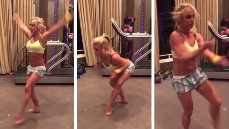 Britney Spears al mejor estilo de Michael Jackson: Sus mejores pasos de baile