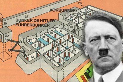 Así era el inexpugnable búnker de Hitler