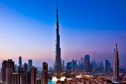 Burj Khalifa, el Rascacielos más alto del mundo
