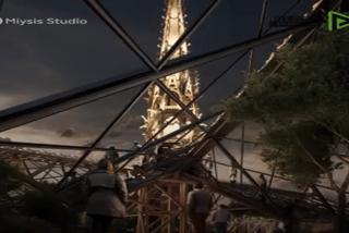 El futuro aspecto de la catedral de Notre Dame