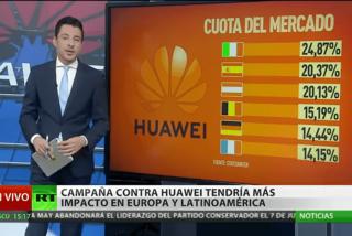 Legiones de chinos renuncian en masa a sus iPhones en favor de dispositivos de Huawei