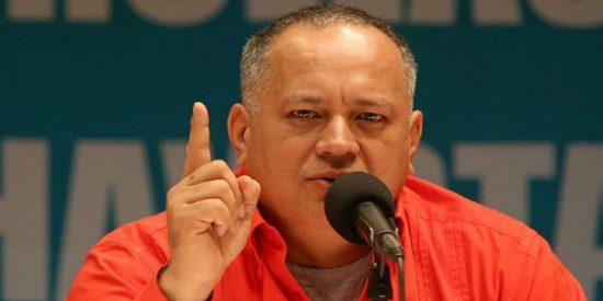 La venganza de Diosdado Cabello por quedar fuera de las negociaciones con EEUU para derrocar a Maduro