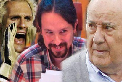Cañizares, contra Pablo Iglesias y compinches: el portero pide a Amancio Ortega que perdone a los zarrapastrosos de Podemos
