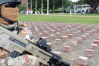 ¿Salida al bloqueo?: Panamá incauta cargamento de droga valorado en USD 90 millones proveniente de Cuba