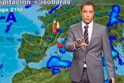 Muere Carlos Cabrera, hombre del tiempo de TVE, Telecinco y Cuatro
