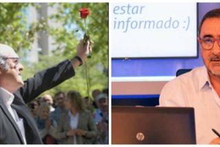 """Zasca de Carlos Herrera a 'Cromañón' Gabilondo: """"Haz el esfuerzo tú, gasta menos y deja a los ciudadanos en paz"""""""