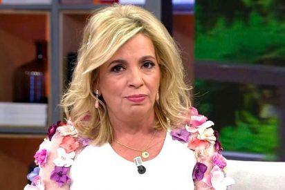 """Carmen Borrego dejó 'Sálvame' por las críticas de sus compañeros: """"Salía hecha una colilla"""""""