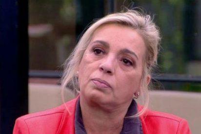 Sálvame Okupa: Carmen Borrego tranquiliza sobre el estado de su cuello