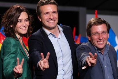 La derecha está más viva que nunca: Almeida jubila a Carmena y VOX tendrá la llave de la Comunidad de Madrid
