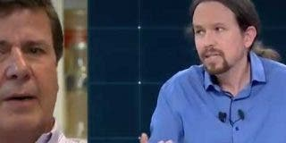 """Cayetano Martínez de Irujo masacra a Pablo Iglesias por sus pintas en el debate: """"Yo no voy a una boda en bañador"""""""