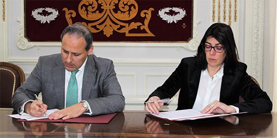 CaixaBank y el Colegio de Abogados de Madrid firman un convenio de colaboración para contribuir a la divulgación de aspectos jurídicos en el sector agroalimentario