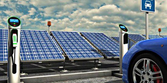 ¡Crean una red de carga rápida gratuita para coches eléctricos!