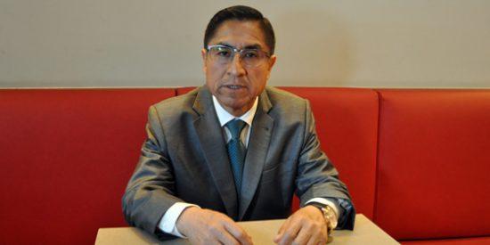 """Ex Magistrado Supremo de Perú, César Hinostroza: """"En Perú hay persecución política"""""""