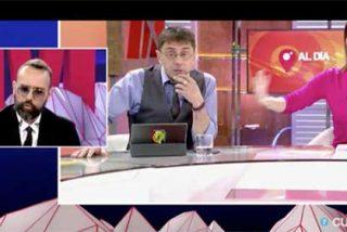 Mejide y Carme Chaparro no se soportan: la presentadora abronca al publicista por tratar mal a Monedero