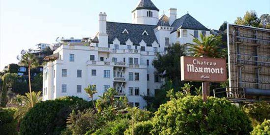 Chateau Marmont: El hotel favorito de Hollywood... para encontrar sexo, drogas e incluso la muerte