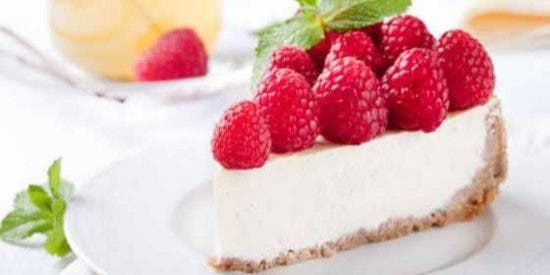 Cheesecake fácil con 3 ingredientes