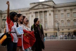 Los chinos prefieren hacer turismo en España