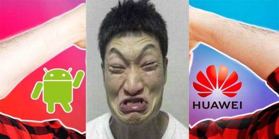 Las ventas de móviles de Huawei han caído ya en España hasta un 50%