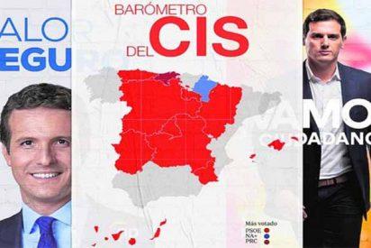 El CIS de Tezanos apuesta otra vez por el PSOE, pero el 26-M será la segunda vuelta de las generales