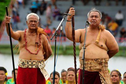 Planeta Tierra: Samoa Americana se hunde aceleradamente en el mar por un terremoto