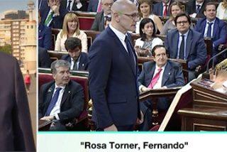 El jarabe democrático de Rafa Hernando y los de VOX a los golpistas tiene a los 'indepes' lloriqueando por las televisiones