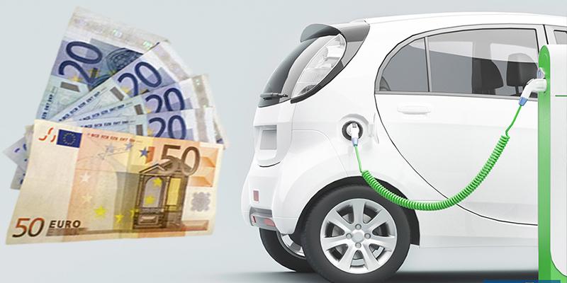 ¿Cuántos kilómetros puedes recorrer con un par de euros en un coche eléctrico?