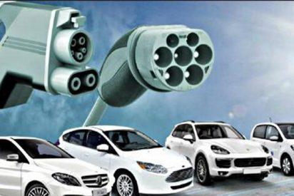 ¿Sabes cuánto tiempo de recarga necesita de media la batería de un coche eléctrico?