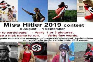 """""""Miss Hitler"""": El detestable concurso de belleza inspirado en el pensamiento nazi"""