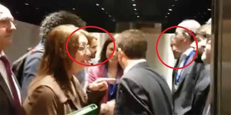 """El 'choque' de Pablo Iglesias y Santi Abascal en el ascensor del Congreso: """"Deberías ir al fisio"""""""
