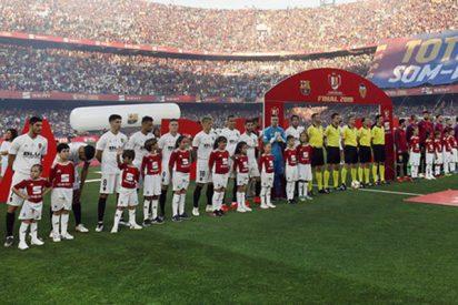 El Valencia deja en ridículo al Barcelona en la Copa del Rey