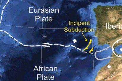 ¿Sabías que la corteza terrestre está partiéndose en dos frente a las costas de Portugal?