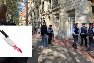 Brutal crimen: una chavala pide ayuda en un bar y el dueño marroquí la acuchilla y estrangula