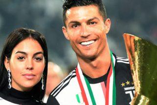Cristiano Ronaldo ya está de vacaciones familiares con Georgina Rodríguez y toda la tropa