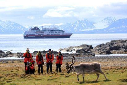 Cruzar el Atlántico Norte a bordo de un crucero