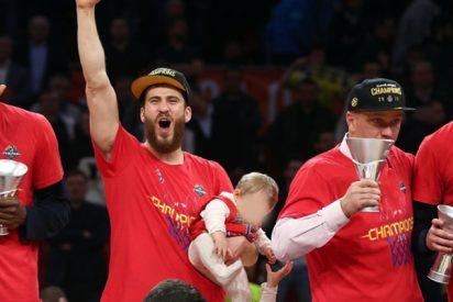 El CSKA derrota al Anadolu Efes y gana la Euroliga por octava vez en su historia