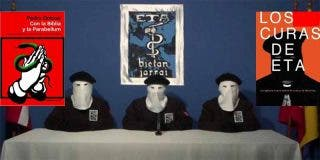 Los pecados mortales de la Iglesia católica incluyen su apoyo a los terroristas de ETA
