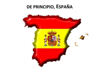 """José Luis Suárez Rodríguez: """"De principio, España"""""""
