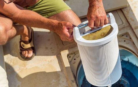Depuradora de arena o cartucho?